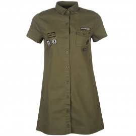 Firetrap Shacket Dress Ladies
