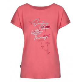 ADLIA dámské triko/krátký rukáv růžová