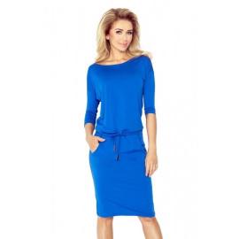 Sportovní šaty s 3/4 rukávem Numoco 13-16 0 - modrá