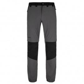 Men's outdoor pants Hosio-m dark gray - Kilpi